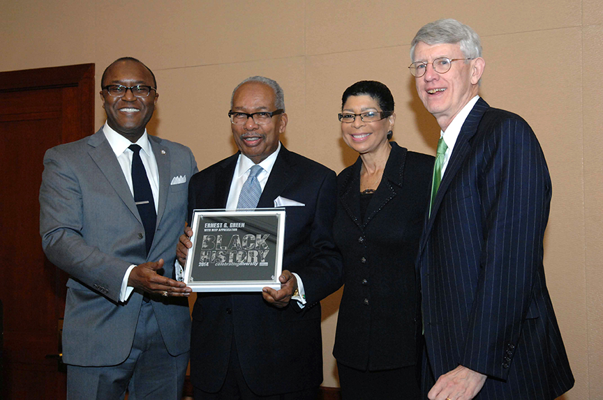 image of 2014 - Black History Month Celebration