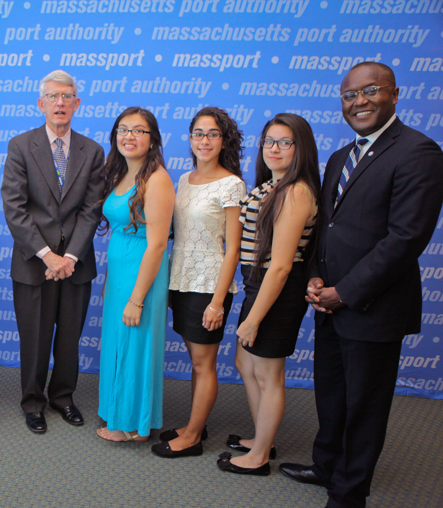 image of 2014 - Massport Diversity Scholarship Recipients
