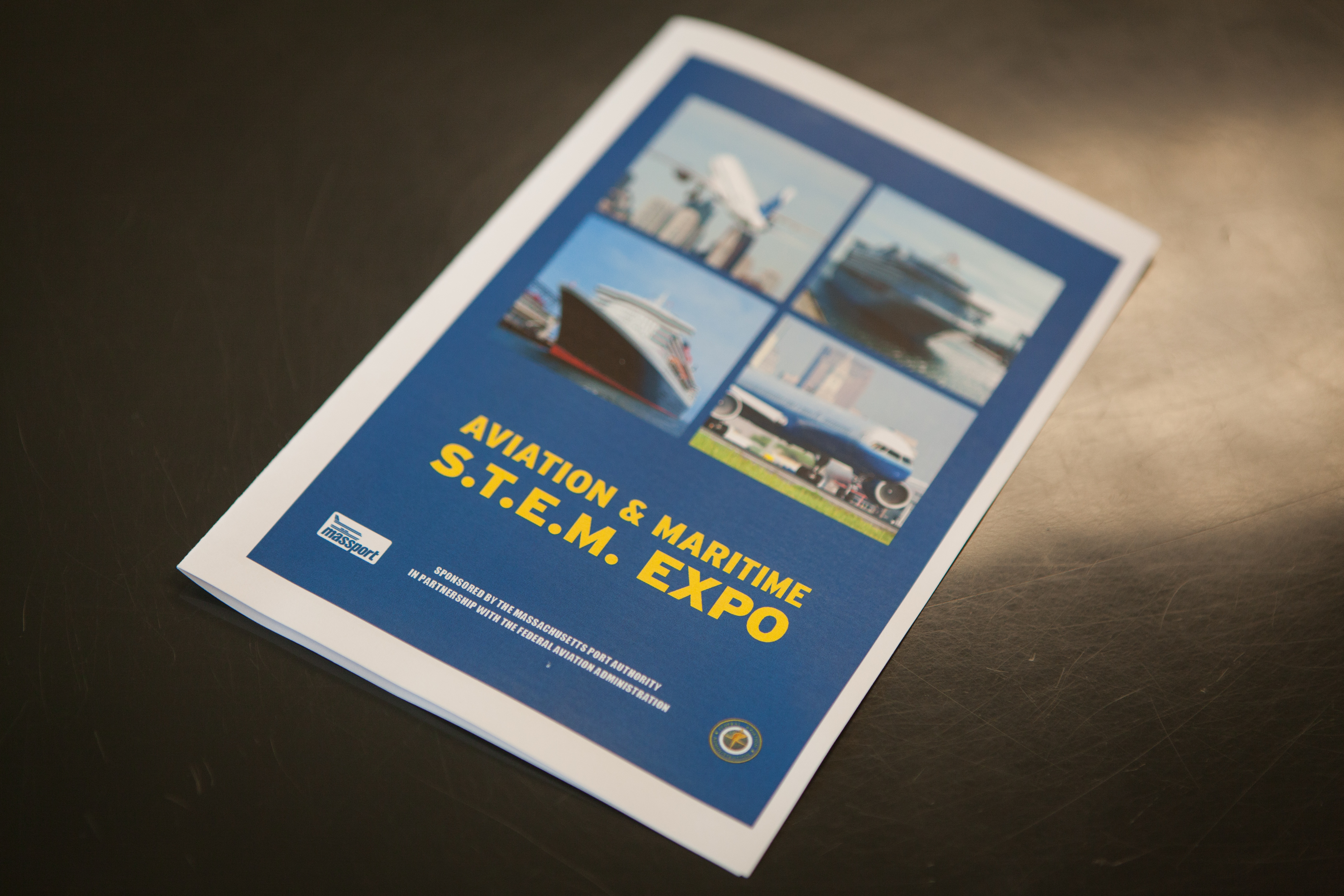 image of 2015 - Massport Aviation & Maritime S.T.E.M Expo Program