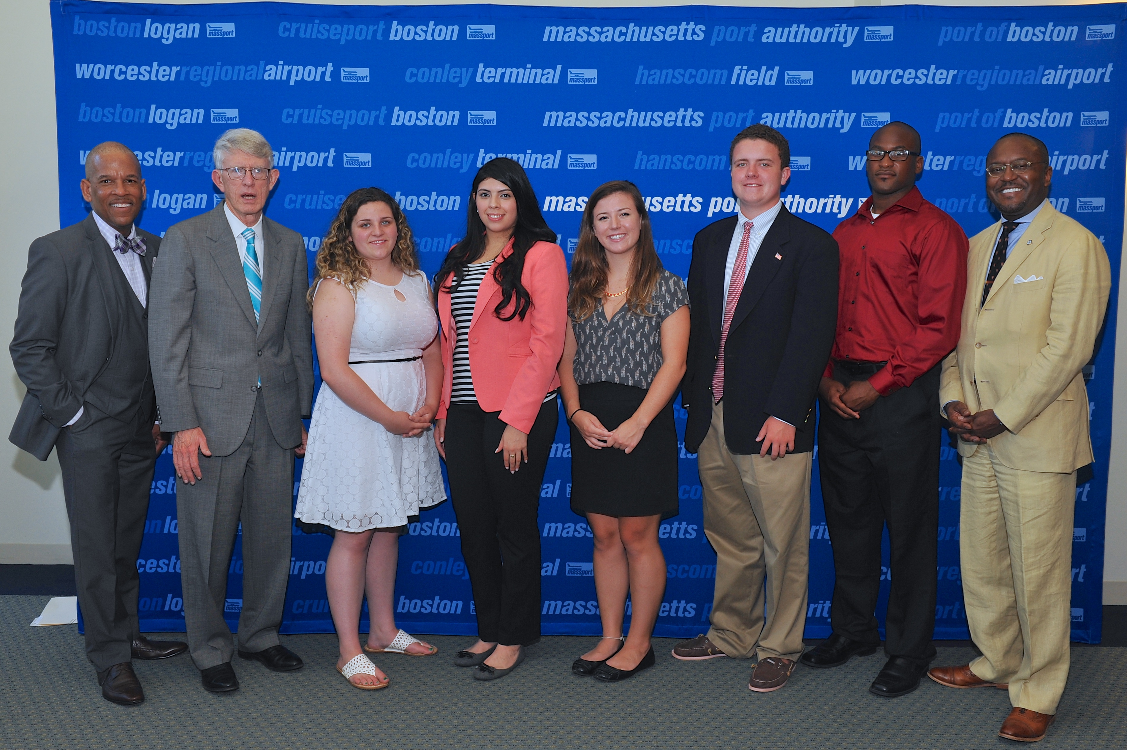 image of 2015 - Massport Scholarship Recipients
